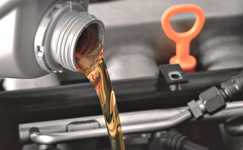6 Signs Your Oil Needs Changing - A close up of a pair of headphones - Car